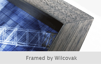 Framed by Wilcovak